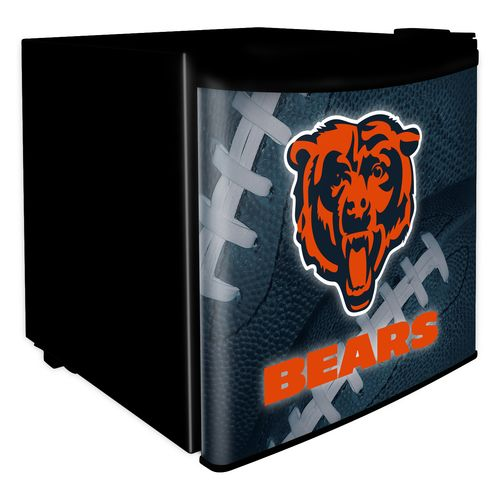 Boelter Brands Chicago Bears 1.7 cu. ft. Dorm Room Refrigerator