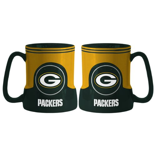 Boelter Brands Green Bay Packers Gametime 18 oz. Mugs 2-Pack - view number 1