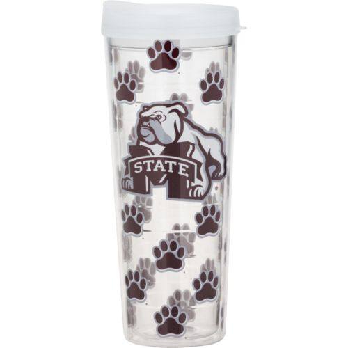 Signature Tumblers Mississippi State University H2OMG Traveler 30 oz. Thermal Insulated Tumbler