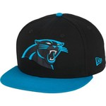 New Era Men's Carolina Panthers Baycik 9FIFTY® Snapback Cap
