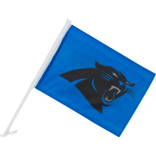 Rico Carolina Panthers Primary Logo Car Flag
