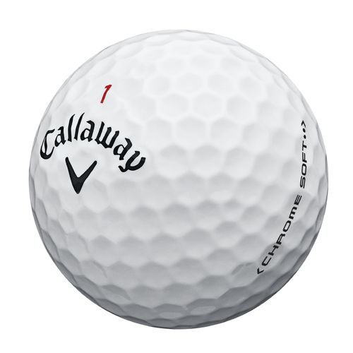 Callaway Chrome Soft 2016 Golf Balls 12-Pack