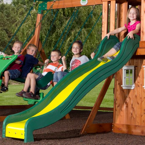 Backyard Discovery™ Tanglewood Wooden Swing Set - view number 5