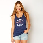 Soft As A Grape Women's Atlanta Braves Multicount Tank Top