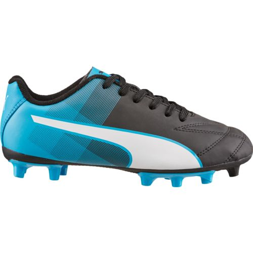 Display product reviews for PUMA Kids' Adreno 2 Jr. Firm Ground Soccer Cleats