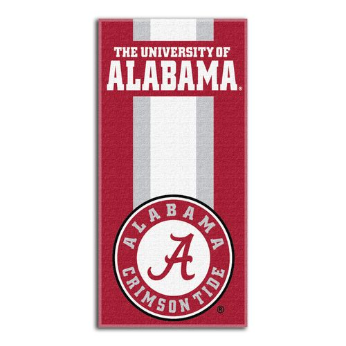 The Northwest Company University of Alabama Zone Read Beach Towel