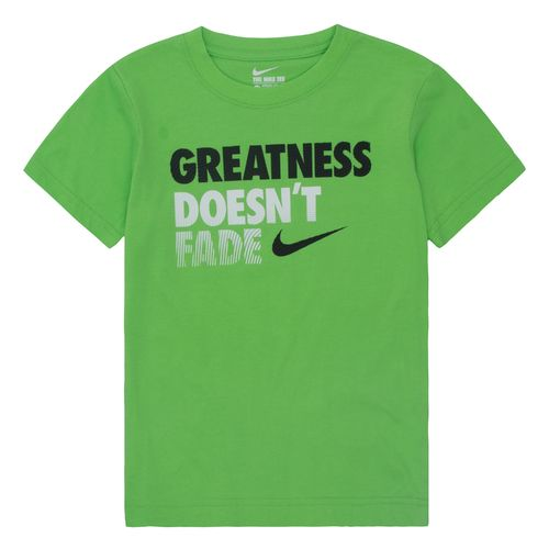 Nike Boys' Greatness Short Sleeve T-shirt