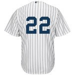 Majestic Men's New York Yankees Jacoby Ellsbury #22 Cool Base® Jersey