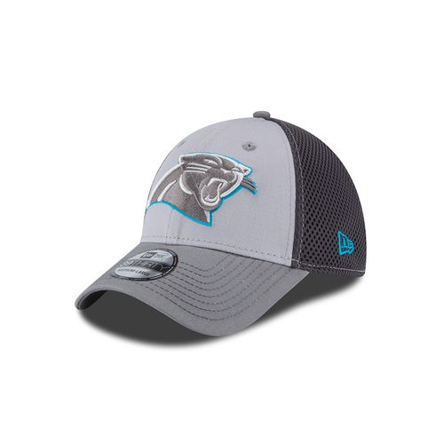 New Era Men's Carolina Panthers Grayed Out Neo 39THIRTY Cap