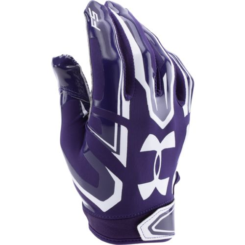 Display product reviews for Under Armour Adults' F5 Football Gloves