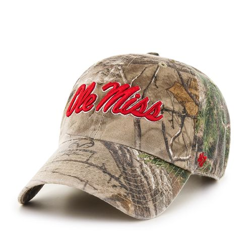 '47 Kids' University of Mississippi Realtree Cleanup Cap