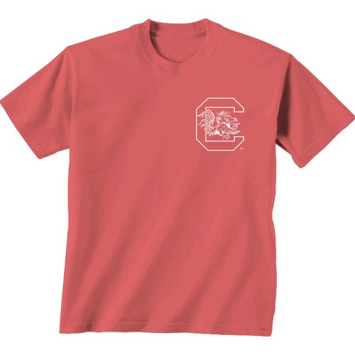 New World Graphics Women's University of South Carolina Floral T-shirt - view number 2