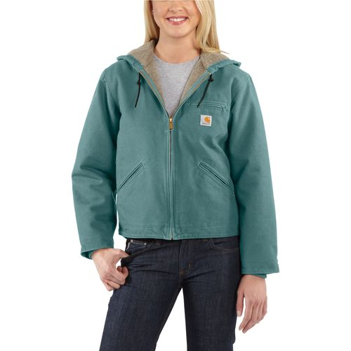 Carhartt Women's Sandstone Sierra Jacket - view number 2