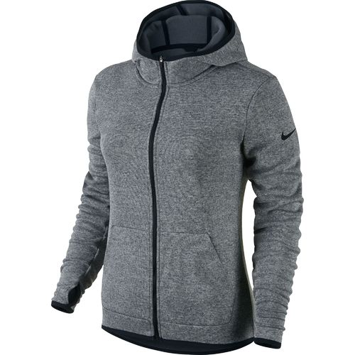 Display product reviews for Nike Women's NK Therma-FIT Full-Zip Hoodie