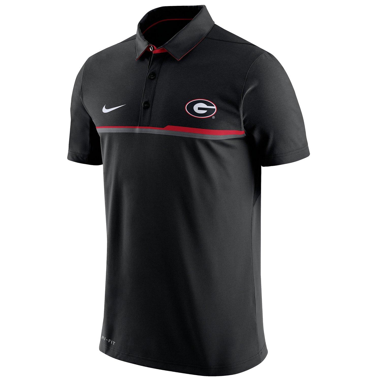 Nike Men's University of Georgia Elite Polo Shirt