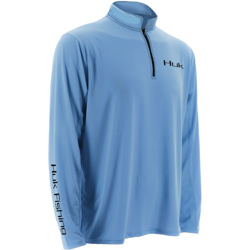 Huk Men's Icon 1/4 Zip Top