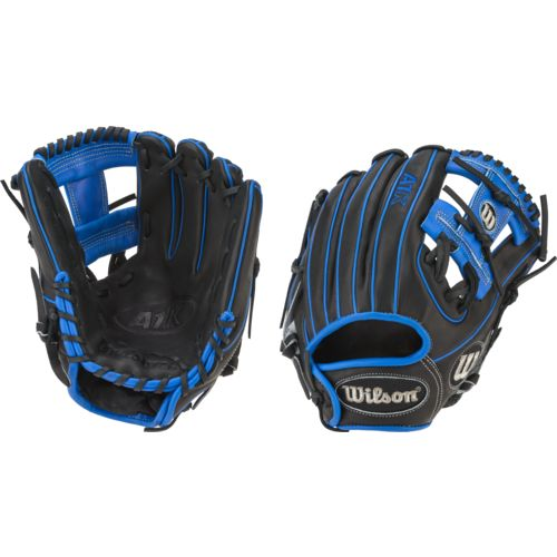 "Wilson Adults' A1K DP15 11.5"" Infield Baseball Glove"