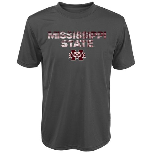 Gen2 Kids' Mississippi State University In Motion Clima Triblend T-shirt