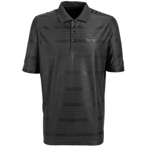 Antigua Men's San Antonio Spurs Illusion Polo Shirt