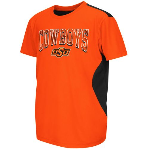 Colosseum Athletics™ Boys' Oklahoma State University Short Sleeve