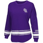 Colosseum Athletics™ Women's Stephen F. Austin State University All Around Oversize Long Sl