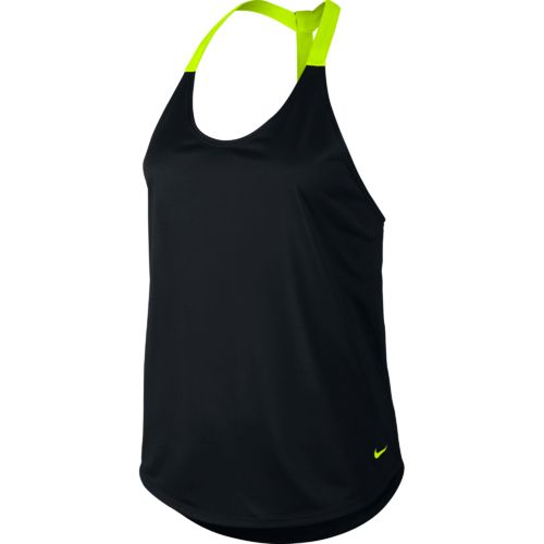 Display product reviews for Nike Women's Elastika Tank Top