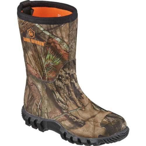 Game Winner 174 Youth Field Ii Hunting Boots Academy
