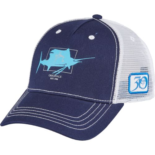 Guy Harvey Men's Armada Trucker Cap