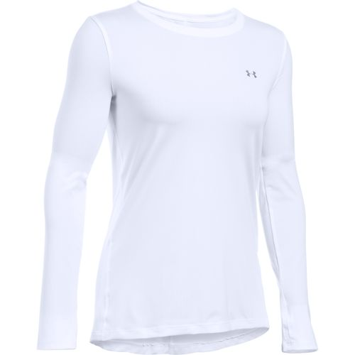 Under Armour® Women's HeatGear® Armour Long Sleeve Shirt