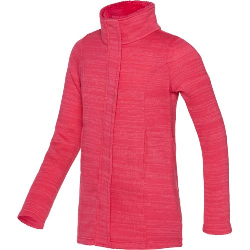 Magellan Outdoors™ Girls' Sweater Fleece Jacket