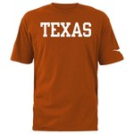 289c Apparel Men's University of Texas Block T-shirt