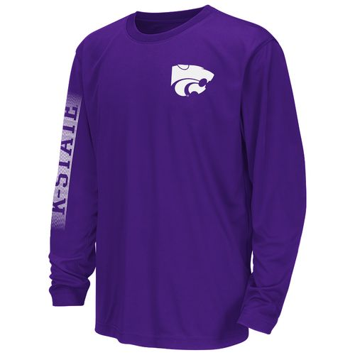 Colosseum Athletics™ Juniors' Kansas State University Long Sleeve T-shirt