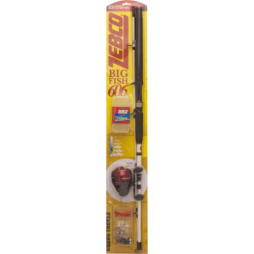 Display product reviews for Zebco 606 7' Freshwater Telescoping Rod and Reel Combo
