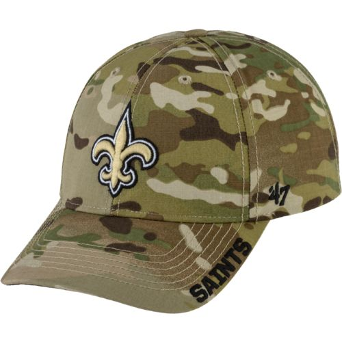 '47 New Orleans Saints Myers Camo MVP Cap