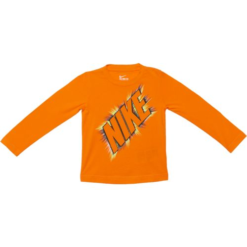 Nike Toddler Boys' Burst Long Sleeve T-shirt