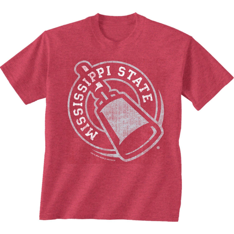 New World Graphics Men's Mississippi State University Alt