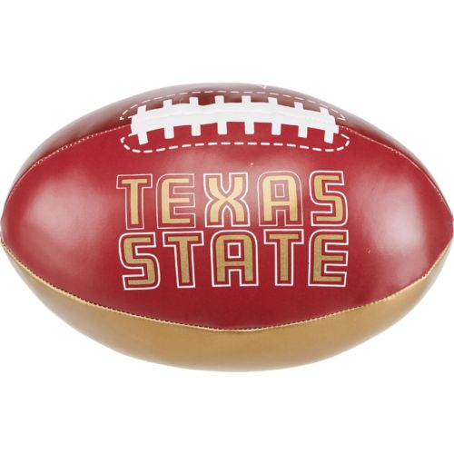 "Rawlings™ Texas State University Goal Line 8"" Softee Football"