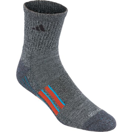 Display product reviews for adidas Men's climalite X II Mid-Crew Socks