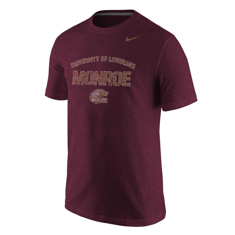 Nike™ Men's University of Louisiana at Monroe Triblend
