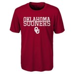 Gen2 Toddlers' University of Oklahoma Overlap T-shirt