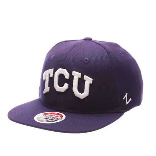 Zephyr Men's Texas Christian University Z11 Cap