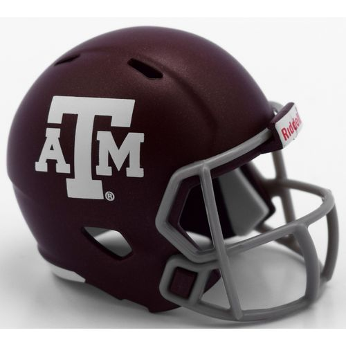 Riddell™ Texas A&M University Speed Pocket-Size Helmet
