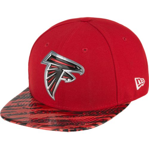 New Era Men's Atlanta Falcons 9FIFTY® Onfield Color Rush Cap