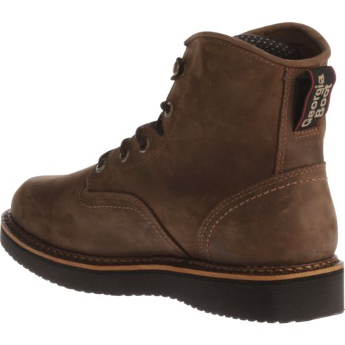 Georgia Men's Wedge Work Boots - view number 3