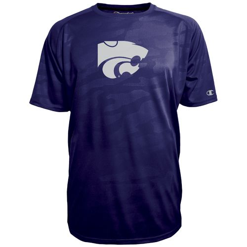 Champion™ Men's Kansas State University Fade T-shirt