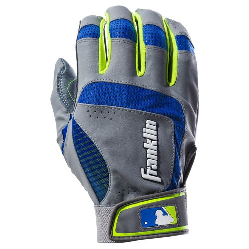 Franklin Adults' Shok-Sorb Neo Series Batting Gloves - view number 1