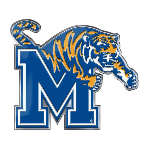 Team ProMark University of Memphis Color Emblem