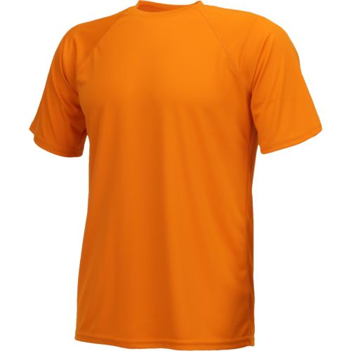 Display product reviews for BCG Men's Turbo Mesh Short Sleeve Crew T-shirt