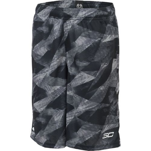 Under Armour Boys' SC30 Essentials Print Short