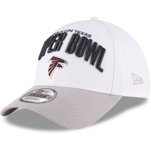 New Era Men's Atlanta Falcons Super Bowl LI Participation 9FORTY Cap